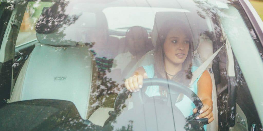 au pair driving